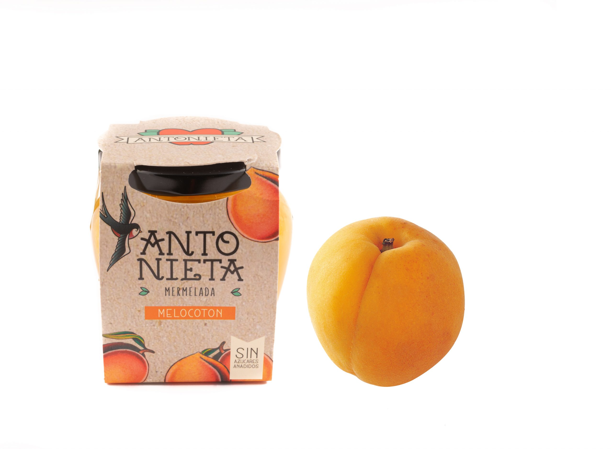 Melmelada de Prèssec de la marca Antonieta Fruits