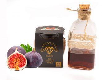 Melmelada figa amb licor de ratafia – Gamma gourmet – 230 gr
